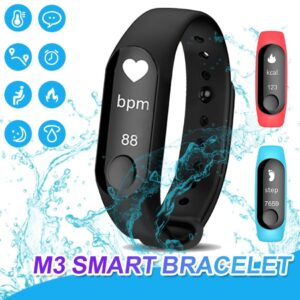 Smart Band m3 bracelet Dyqan Taxi Health tracker Watch