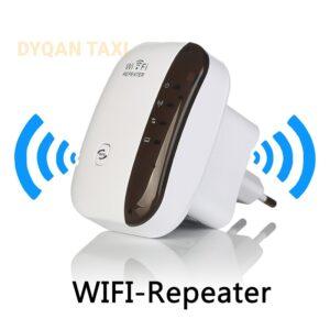 Wifi Repeater per valet ne shtepi Perforcues Dyqan Taxi