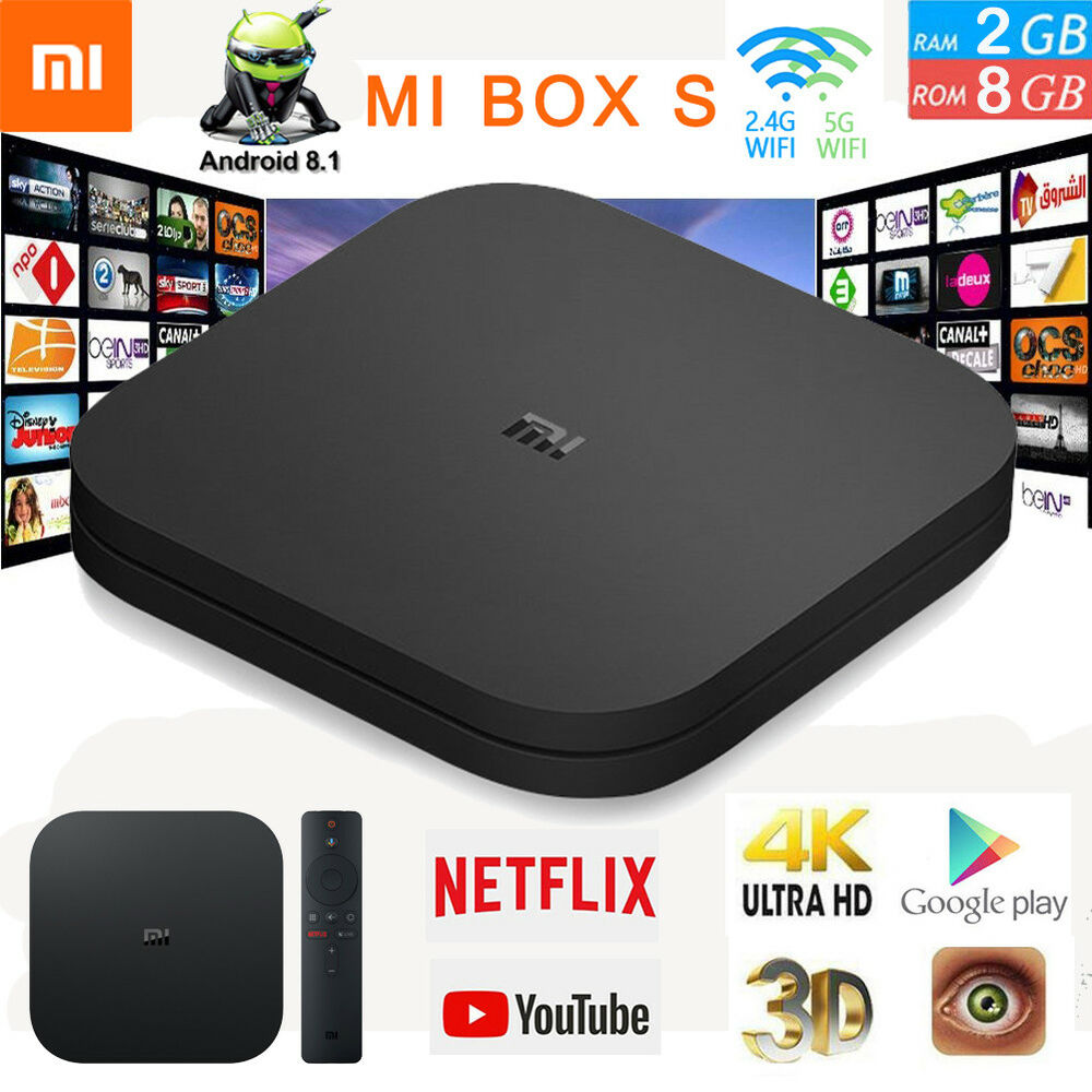 xiaomi mi s tv box 4k review