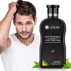 Dexe Shampo Anti hairloss kunder renies se flokeve per renien dhe rritjen
