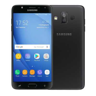 samsung Galaxy J7 Duo 2018 smartphone celular dyqan taxi
