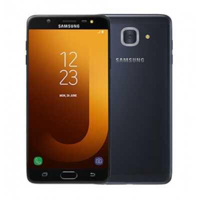 Galaxy J7 Max smartphone black dyqan taxi celular