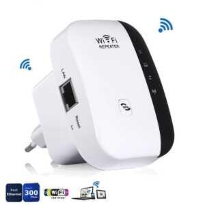 Wifi repeater 300 mbps extender manual reviews signal lond distance Bli online porosit ne dyqan taxi