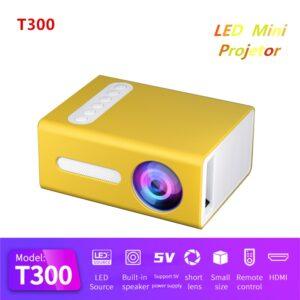 T300 Projector led dyqan taxi