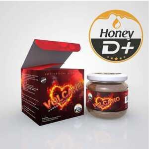 mjalt per potenc Mjalte Volcano D+ Stimulues per Potence