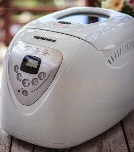 Makineri berese buke ne shtepi per buken e ngrohte