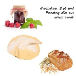 Bread maker jam marmelade cake dyqanitaxi