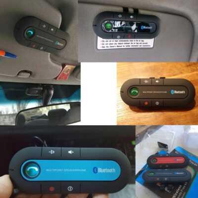 Transmetues Bluetooth Car Kit telefon per makine Dyqan Taxi