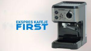 Makine ekspres per kafe First Austria Dyqan Taxi