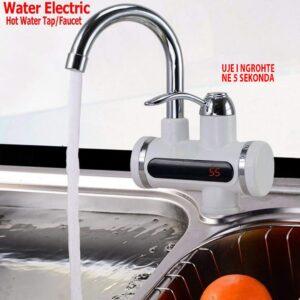 Rubineti Elektrik me ngrohje ne shitje per uje te ngrohte te lavamani Delimano Top Product Shop Online