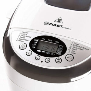 bread maker fa 5152 first austria manual review dyqan taxi