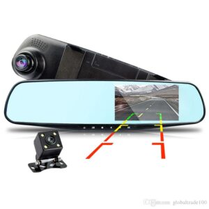 Pasqyre me kamera per makine DVR Dyqan Taxi Shqiperi