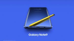Samsung Galaxy Note 9 Dyqan Online ne Shqiperi