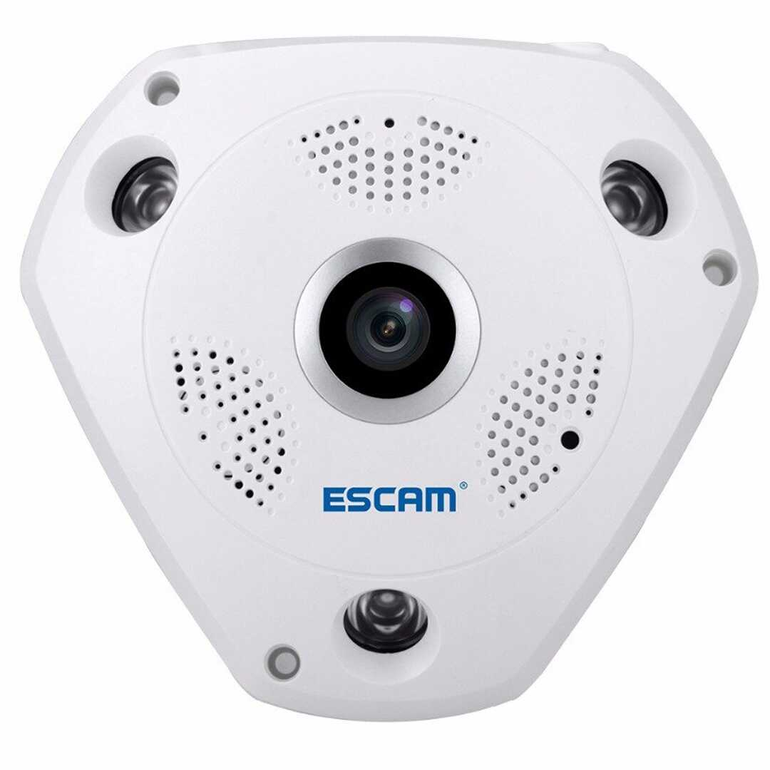 Kamera Sigurie E Fsheht per shtepi VR Cam 360 grade Dyqan Taxi Tirane Online