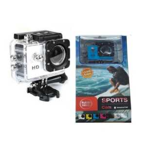 Sports Cam Camera Dyqan Taxi Waterproof Professional Bli Online ne