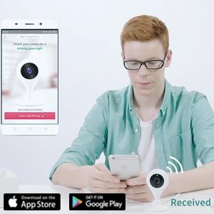 Kamera Wireless Sigurie ne shitje App Playstore Appstore