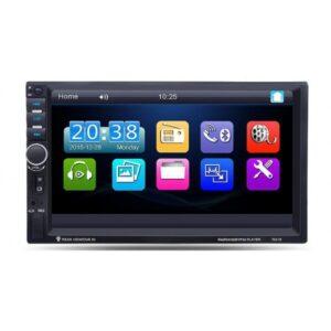 Kasetofon per makine me ekran makina ne shitje mp3 Digital Dyqan Taxi shkarko mp4 muzike klipe