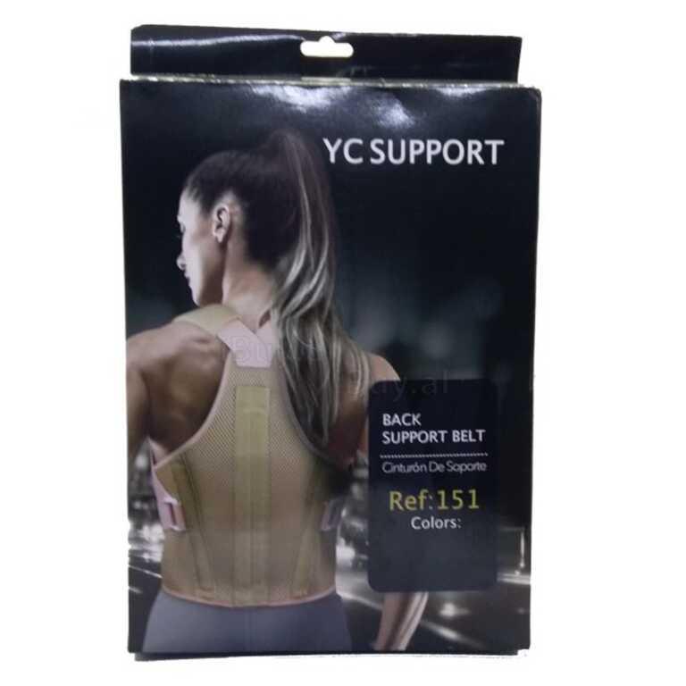 Back Brace Posture Support Corrector per femra YC