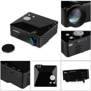 Mini Foto Video Projektor ne Shitje Dyqan Taxi