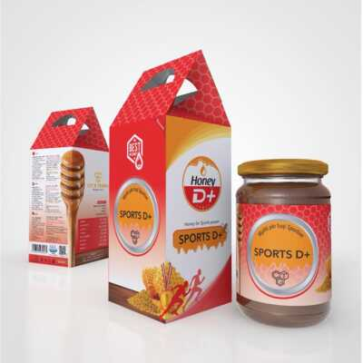 Mjalte Honey Sport D+ Dyqan Taxi