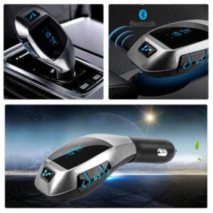 Car Kit per Makine X5 Mp3 Audio Radio Fm Dyqan Taxi Tirane