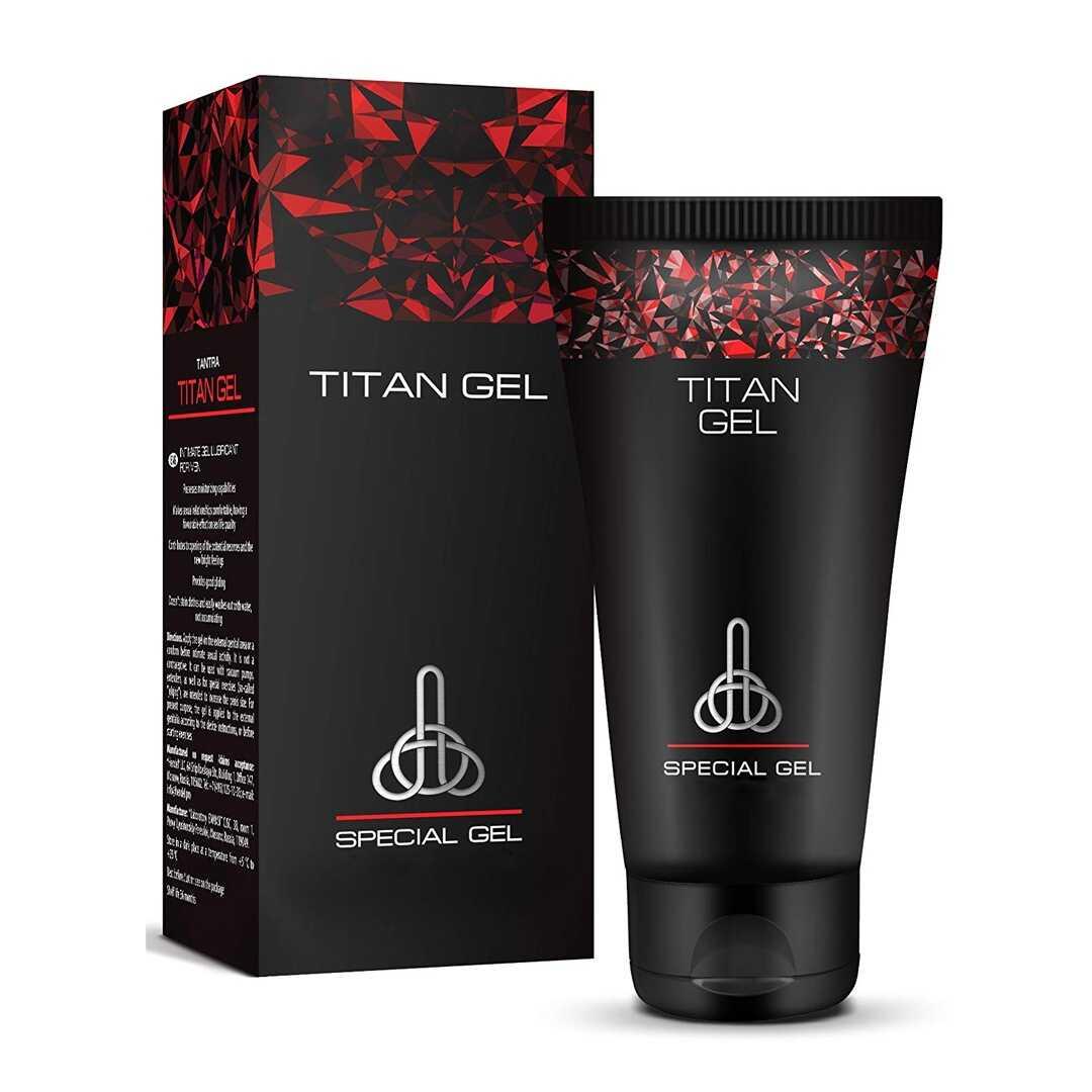 Titan Gel - Stimulues per Meshkuj Dyqan Taxi bli online porosit