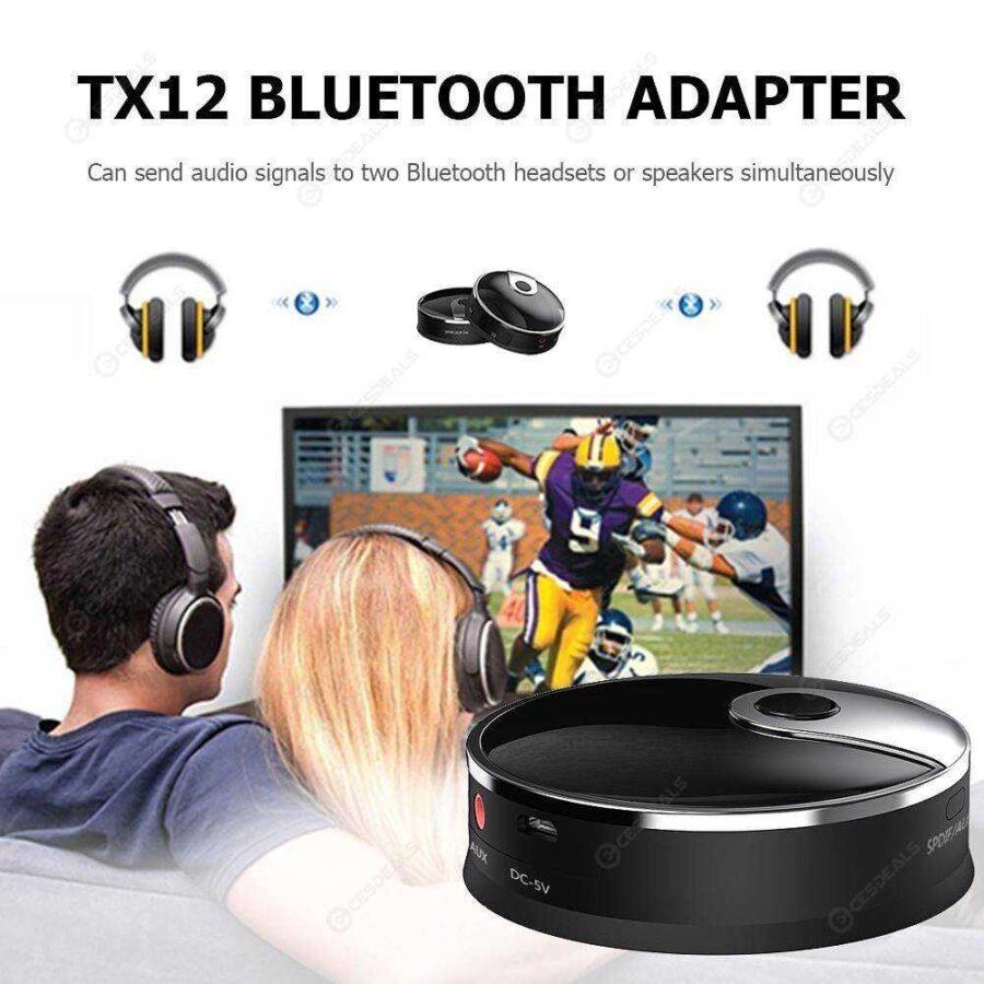 Bluetooth Adapter Transmitter Muzike Audio Dyqan Taxi Wifi