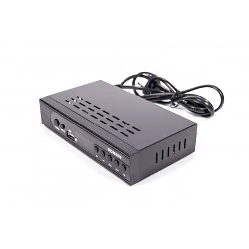 Dekoder Tokesor DVB T2 per te pare kanale tokesore pa pagese HD