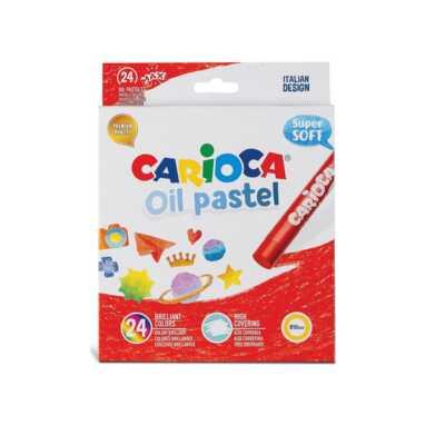 Bojra pastel per femije Carioca oil pastel max 6430 dyqan taxi perralla per femije