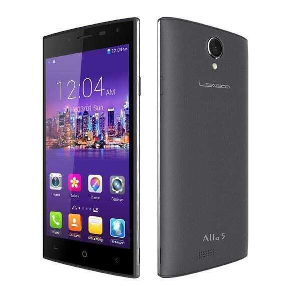 Leagoo alfa 5 smartphone dyqan taxi online blerje smartphone