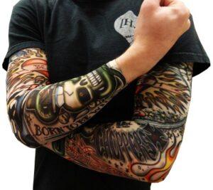 Menge Tatuazh me dizajne te ndryshme kualitet i larte porosit online bli dyqantaxi