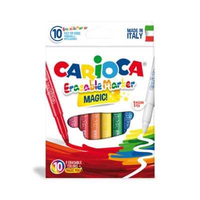 carioca erasable marker 6423 dyqan taxi lapsa te lengshem per femije bojra