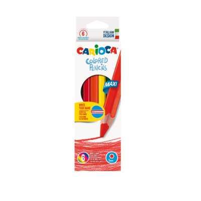 carioca ngjyra per femije dyqan taxi colored pencils 6441 lapsa bojra