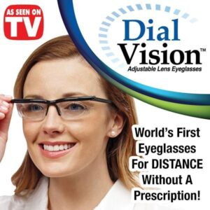 Dial Vision Eyeglasses As seen On Tv Dyqan Taxi