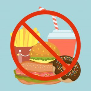 Stop fast Food eating