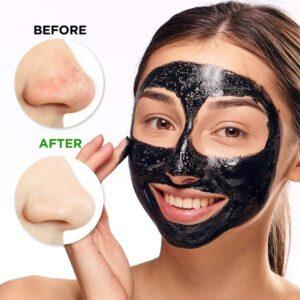 Maske per fytyre Pastro fytyren nga pikat e zeza