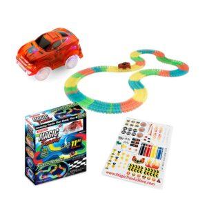 Lodra per femije Pista dhe makina Magic tracks dyqan taxi makine
