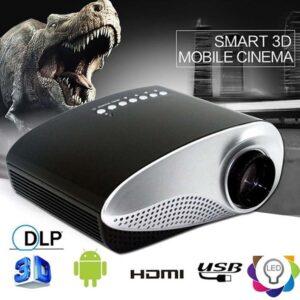 Projektori per filma 24 ore ne shtepi