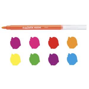 carioca markers neon ngjyra per femije