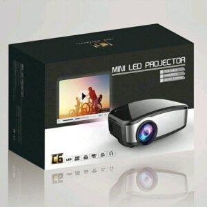 cherlux c6 projector ne dyqan taxi video projector app