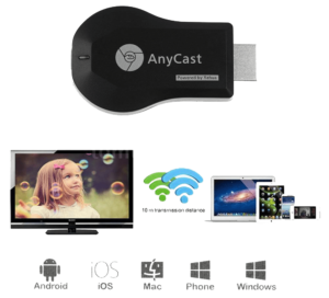Anycast M9 Plus for apple iphone android samsung xioami Dyqan Taxi Screen mirroring Airplay Lidh tv me celularin laptop macbook