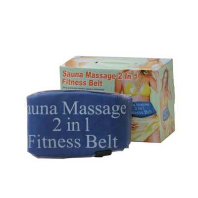 brez dobesimi fitness belt sauna massage 2 in 1 fitnesi dhe shendeti ne dyqan taxi dobesimi i barkut