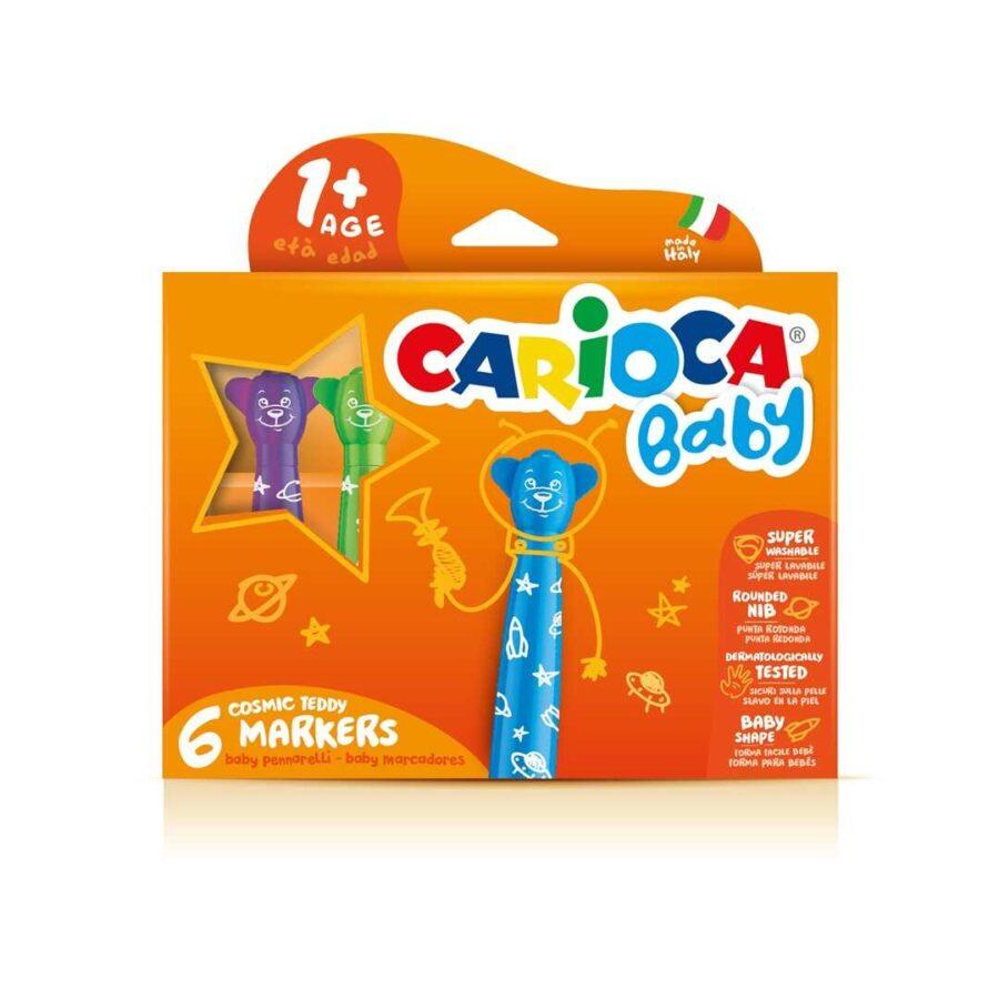 carioca teddy markers per femije me arushe lapsa te lengshem bojra