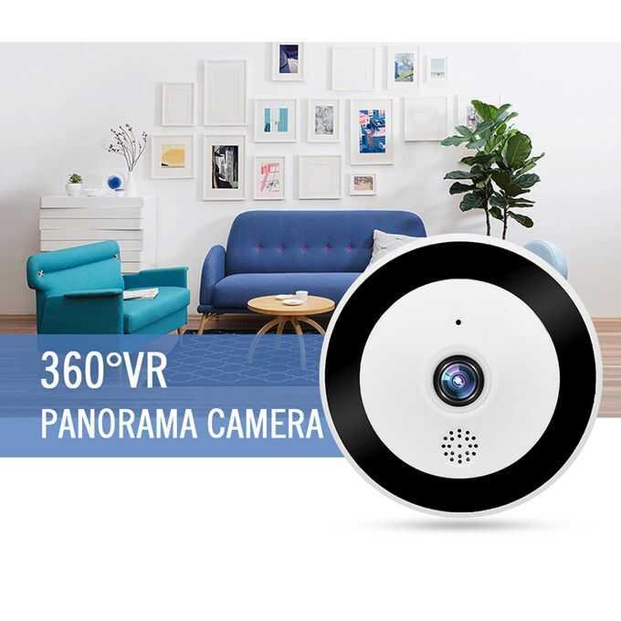 kamera me wifi panoramike per shtepi kamera sigurie mini smart net camera