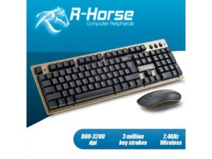 gaming keyboard and mouse r horse