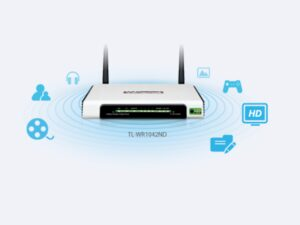 tp link wireless network setting login