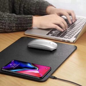 best big gaming wireless charger keyboard mouse pad