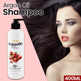 Shampoo Argan Oil for hair uses