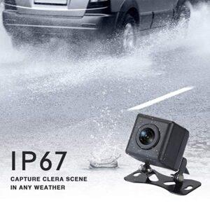 hidden car camera security system