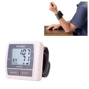 best blood pressure monitor wrist